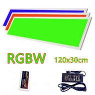 LED paneel 120x30 cm RGBWWW