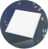 LED paneel E-Serie 60x60cm witte rand 3000k/warmwit 36w_