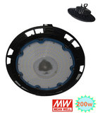 200w LED HIGH BAY LIGHT UFO 6000K/daglicht*Meanwell driver_