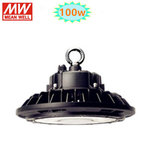 100w LED HIGH BAY LIGHT UFO 4000K/Neutraalwit*Meanwell driver_