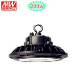 200w LED HIGH BAY LIGHT UFO 4000K/Neutraalwit*Meanwell driver_