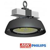 UFO LED high bay lamp 200w 135lm/w 5500k/daglicht *dimbaar_