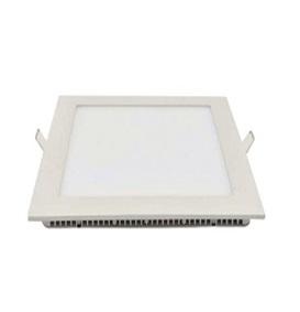 24W LED downlight inbouwpaneel vierkant 300x300mm 2800k/warmwit