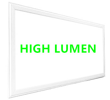 HIGH LUMEN LED paneel 60x120cm 60w witte rand 3000K/Warm wit