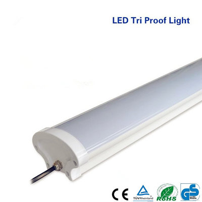 led tri proof lamp basic 150cm 55watt ip65 3000kwarmwit