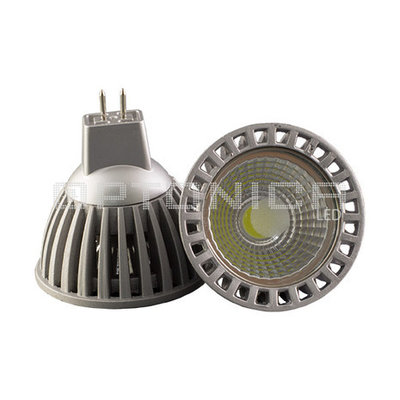 MR16 4W LED SPOT COB - 6000k/DAGLICHT