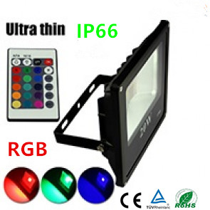 LED FLOODLIGHT BQ88 RGB IP65 20W