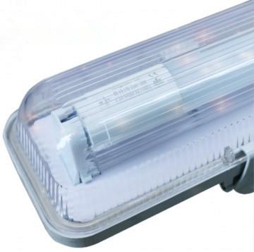IP65 ARMATUUR T.B.V. 1x LED TL-BUIS 150CM
