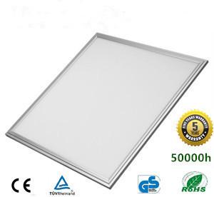 40w led paneel basic 60x60cm zilver rand 6000kdaglicht