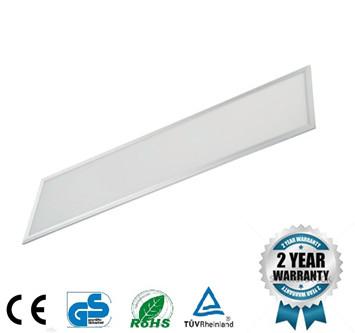 LED paneel E-Serie 120x30cm witte rand 3000k/warm wit 40 W