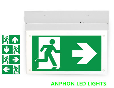 LED Noodverlichting ALN 3W  *opbouw