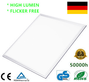 40w LED paneel Excellence 62X62cm witte rand 3000K/Warm wit