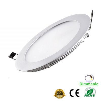 LED downlight inbouwpaneel rond Excellence 18w 6000k/daglicht