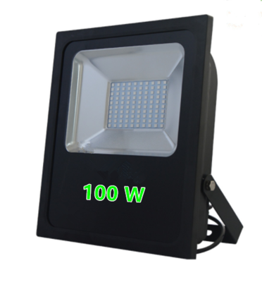 led floodlight prof ip65 100w 6000kdaglicht