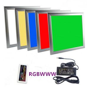LED Paneel 60x60cm RGB-WWW 36w