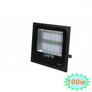 led floodlight basic ip65 100w 3000kwarmwit