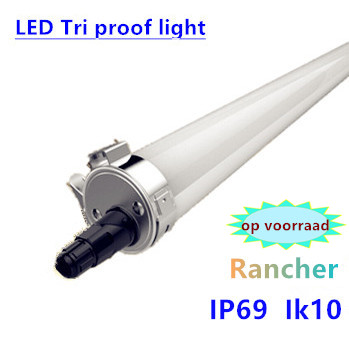 LED Tri-proof Light rancher prof. Rond 120cm 36W- 4000k Neutraal wit