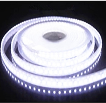LED STRIP 24v  SMD 5050 60 LEDs/m 6000k/daglicht 5 meter rol  *IP20