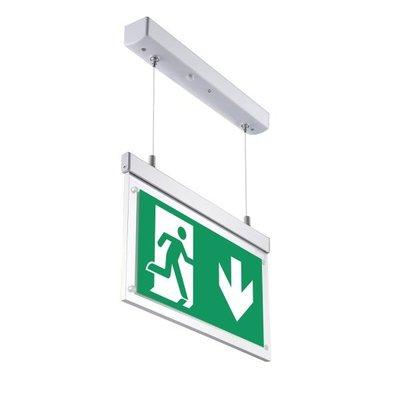 LED Noodverlichting hangend OPT 3w *opbouw