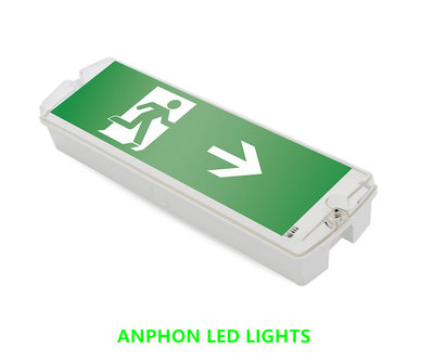LED Noodverlichting ALN 3,5 w 160lm *opbouw