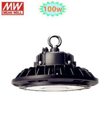 100w LED HIGH BAY LIGHT UFO 4000K/Neutraalwit*Meanwell driver