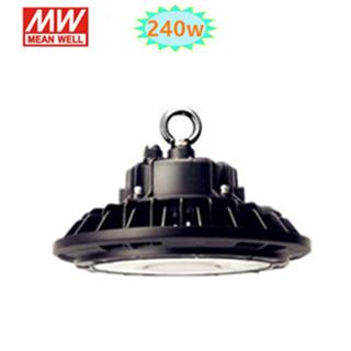 240w LED HIGH BAY LIGHT UFO 4000K/Neutraalwit*Meanwell driver