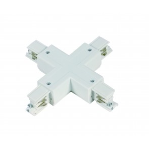X-VORM CONNECTOR 3 fase wit