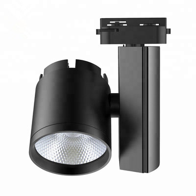 3 Fase LED railspot 30w D-Serie 4000k/Neutraalwit * Philips driver * Zwart