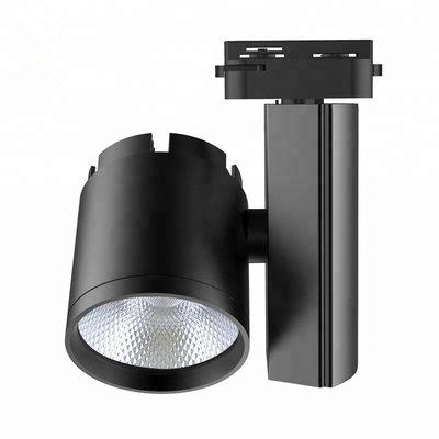 3 Fase LED railspot 45w D-Serie 4000k/Neutraalwit * Philips driver * Zwart