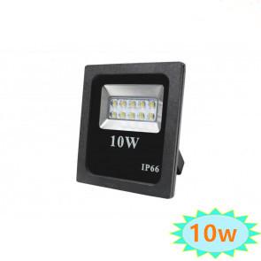 LED FLOODLIGHT Basic IP65  10W 3000k/warmwit