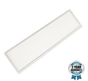 36W LED paneel Basic 120x30cm witte rand 6000k/daglicht