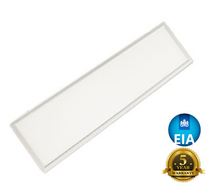 HIGH LUMEN LED paneel 120x30cm 36w wit rand 4000k/Neutraalwit