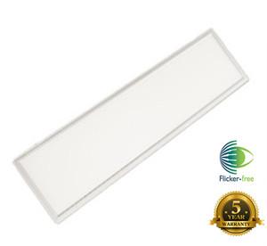 36w LED paneel Excellence 120x30cm witte rand 6000k/daglicht
