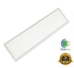 36w LED paneel Excellence 120x30cm witte rand 3000k/warmwit