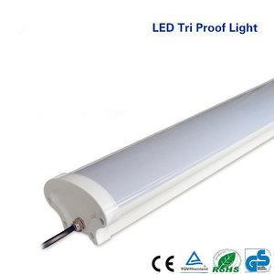 led tri proof lamp basic 120cm 36watt ip65 6000kdaglicht